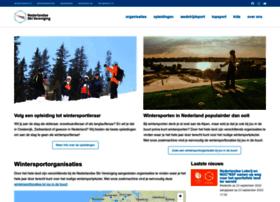 Nederlandseskivereniging.nl thumbnail