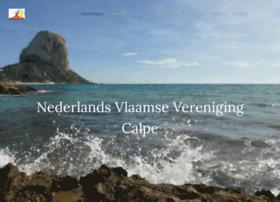 Nederlandstaligeclubcalpe.nl thumbnail