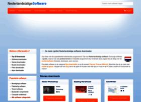 Nederlandstaligesoftware.nl thumbnail