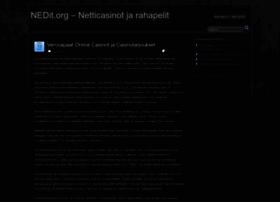 Nedit.org thumbnail