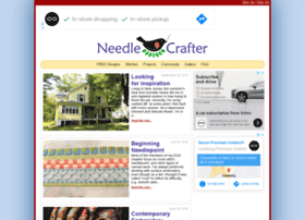 Needlecrafter.com thumbnail