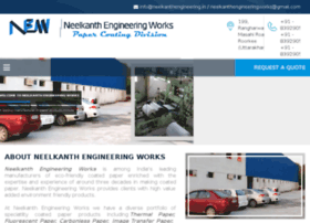 Neelkanthengineering.in thumbnail