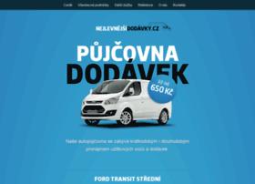 Nejlevnejsidodavky.cz thumbnail