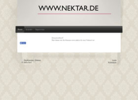 Nektar.de thumbnail