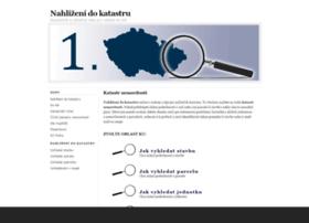 Nemovitosti-nahlizeni-katastr.cz thumbnail