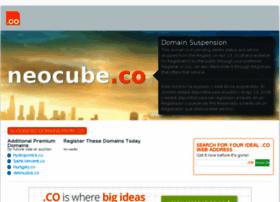 Neocube.co thumbnail