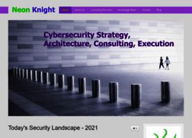 Neon-knight.net thumbnail