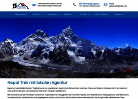 Nepal-trekking-tours.com thumbnail