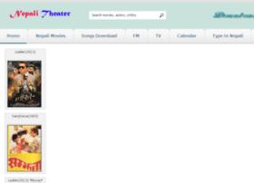 Nepalitheater.com thumbnail