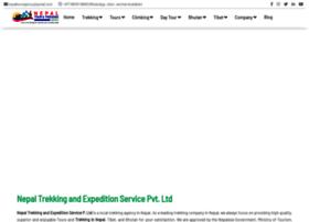 Nepaltrekkingexpedition.com thumbnail