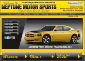 Neptunemotorsports.com thumbnail