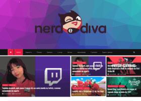 Nerdediva.com.br thumbnail