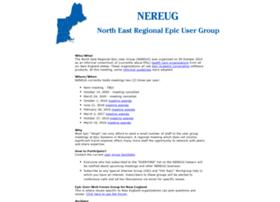 Nereug.org thumbnail