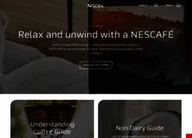 Nescafe.com thumbnail