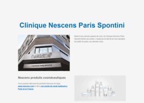 Nescensparisspontini.fr thumbnail