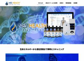 Neshealth.jp thumbnail
