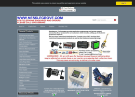 Nesslegrove.co.uk thumbnail