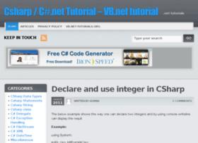 Net-tutorials.org thumbnail
