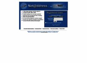 Netaddress.com thumbnail