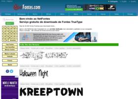 Netfontes.org thumbnail