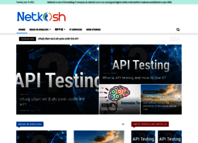 Netkosh.com thumbnail