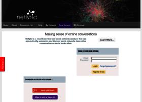 Netlytic.org thumbnail