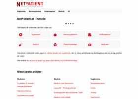 Netpatient.dk thumbnail