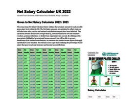 Netsalarycalculator.co.uk thumbnail