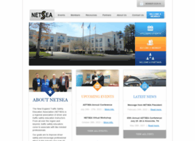 Netsea.org thumbnail
