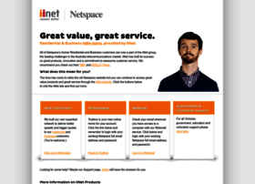 iiNet Hostmaster IINET LIMITED at Website Informer