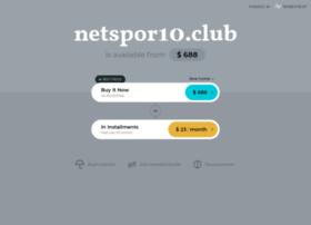 Netspor10.club thumbnail