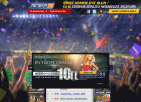 Netspor16.tv thumbnail
