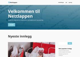 Nettlappen.no thumbnail