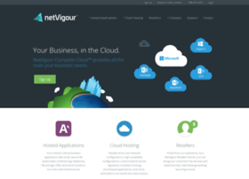 Netvigour.com thumbnail