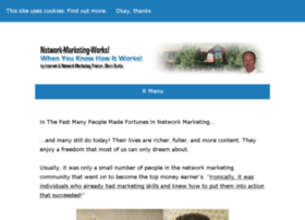 Network-marketing-works.com thumbnail