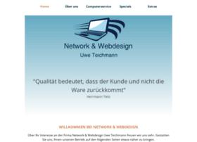 Network-webdesign.de thumbnail