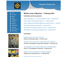 Networkmyanmar.org thumbnail