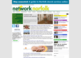 Networknorwich.co.uk thumbnail