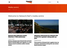 Networkrailmediacentre.co.uk thumbnail