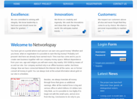 Networkspay.net thumbnail