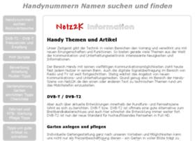 Netz2k.de thumbnail