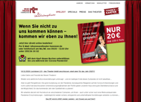 Neuestheater-hannover.de thumbnail