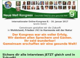 Neueweltkongress.de thumbnail