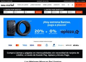 Neumarket.com.mx thumbnail