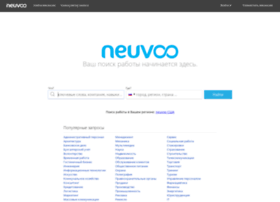 Neuvoo.ru thumbnail