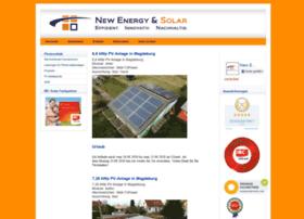 New-energy-solar.de thumbnail