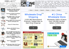 New-hot-cheap-uav-quadcopters-wholesale-china-drone-factory.info thumbnail