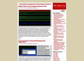 New-software.org thumbnail