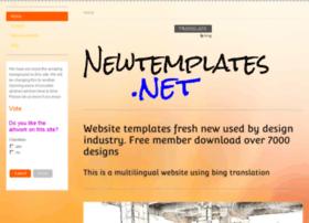 New-templates.com thumbnail