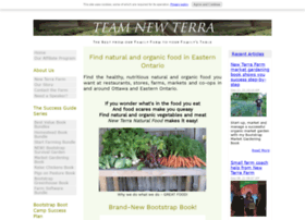 New-terra-natural-food.com thumbnail